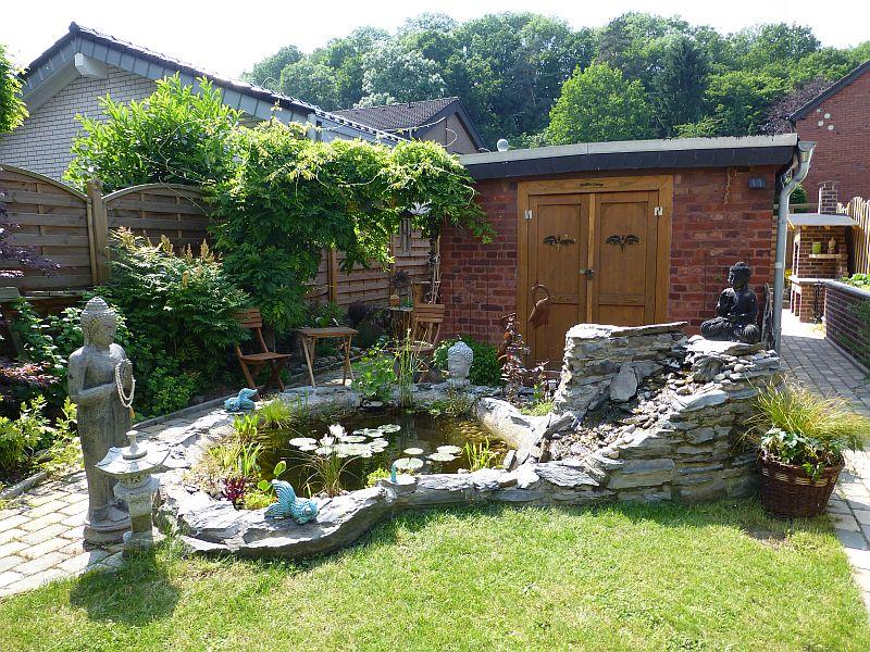 Der Garten Ist Startklar
