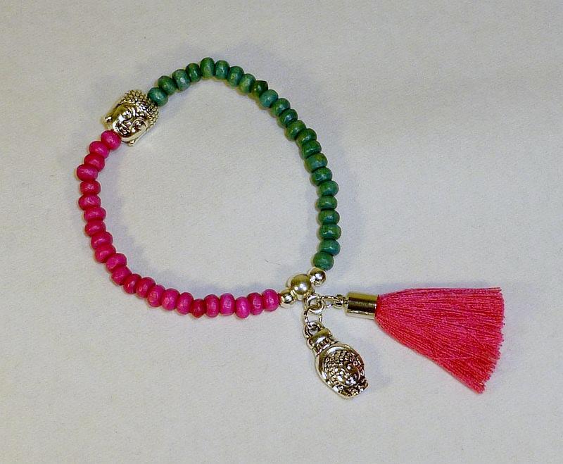 Armband-tuerkis-pink-Quaste-pink_ji