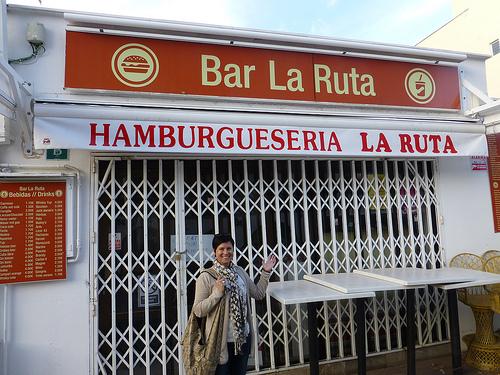 Ruth-Bar
